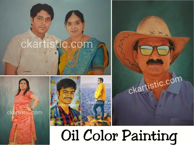 oilcolor painting